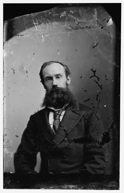 Samuel C. Chester of Haddonfield, N.J. Partner of Handy at Cape May & Wash. D.C. Early days