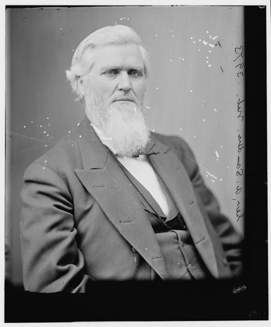 Saunders, Hon. Alvin of Neb.
