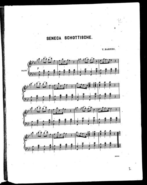 Seneca Schottische