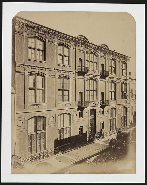 [Tenth Street Studio Building, 51 West 10th Street between Fifth and Sixth Avenues, New York, New York]