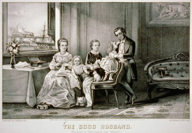 The good husband: the fruits of temperance and industry
