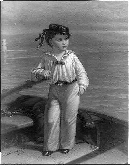 The young commodore