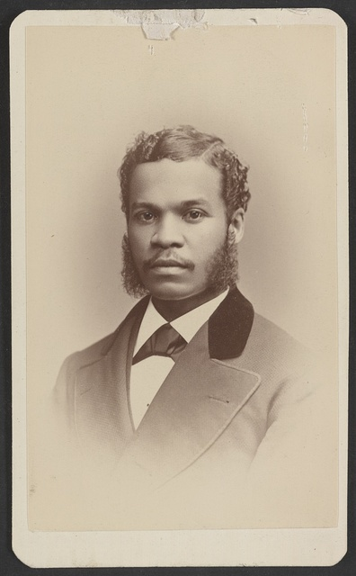 [Unidentified African American man] / Broadbent & Phillips, 1206 Chestnut Street, Philadelphia.