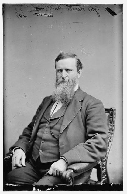 Weaver, Hon. James Baird of Iowa, Colonel of 2nd Iowa Inf. U.S.A.