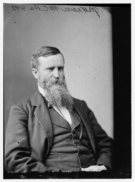 Weaver, Hon. J.B. of Iowa