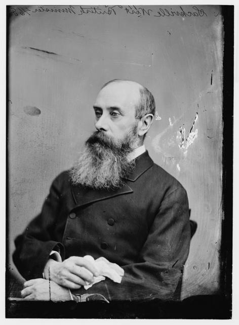 West, Hon. Sackville (British Minister)