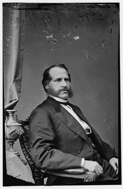 Williams, Hon. George Henry of Oregon, Attorney General - Grant Admn.
