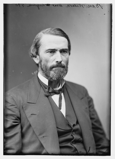 Wilson, Hon. Benjamin of W. Va. (Members of State Constitutional Convention in 1861)