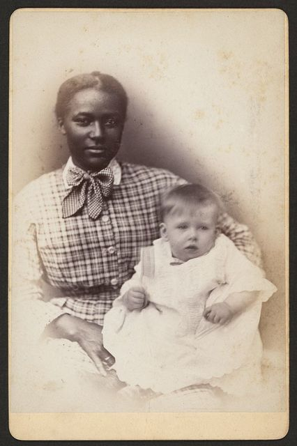 [Young African American woman holding a baby] / Carvalho, 4 East 14th St., 2 doors from 5th Ave., New York City.