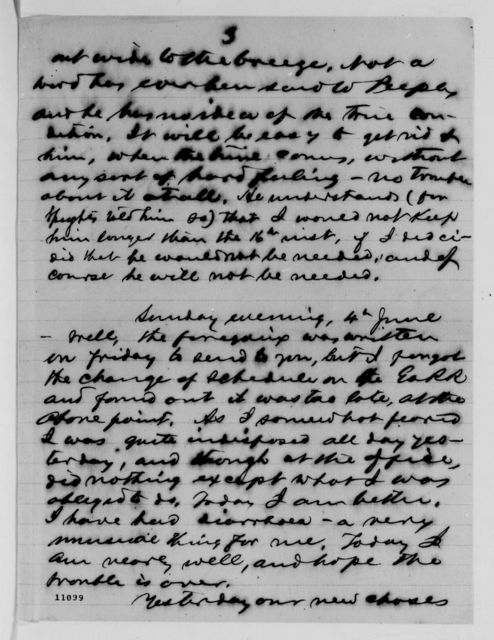 Alexander Hamilton Stephens Papers: General Correspondence, 1784-1886; 1871, May 25-Aug. 7