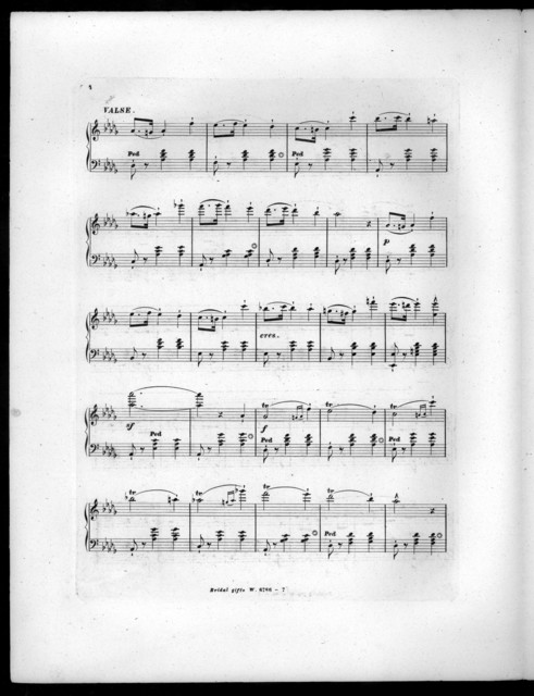 Bridal gifts, op. 42
