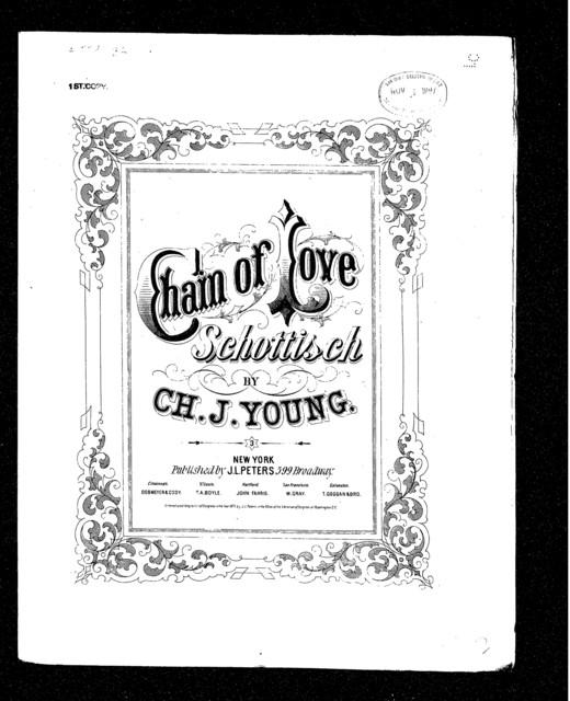 Chain of love Schottisch