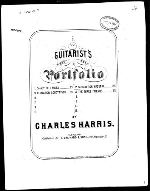Fascination Mazurka (Guitarist's portfolio)