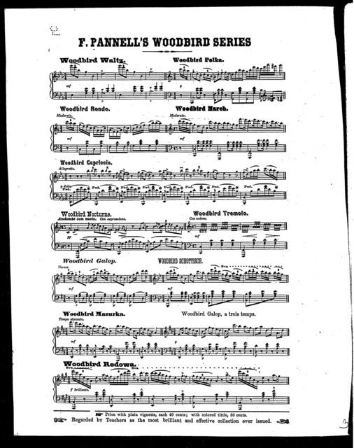 Hettie Bell polka (Fleurs de Memoire)