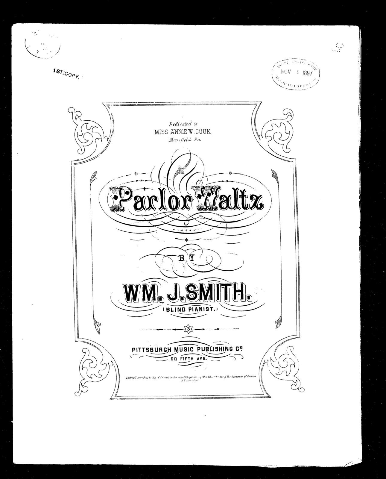 Parlor Waltz
