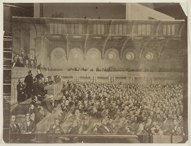 [Presbyterian Conference, Chicago, 1871]