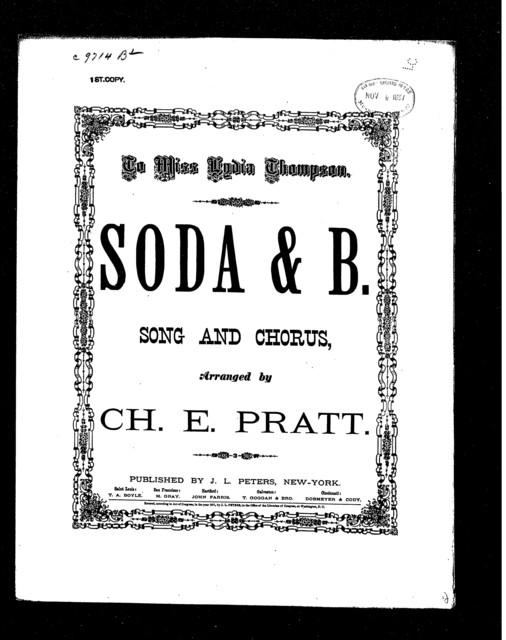 Soda and B