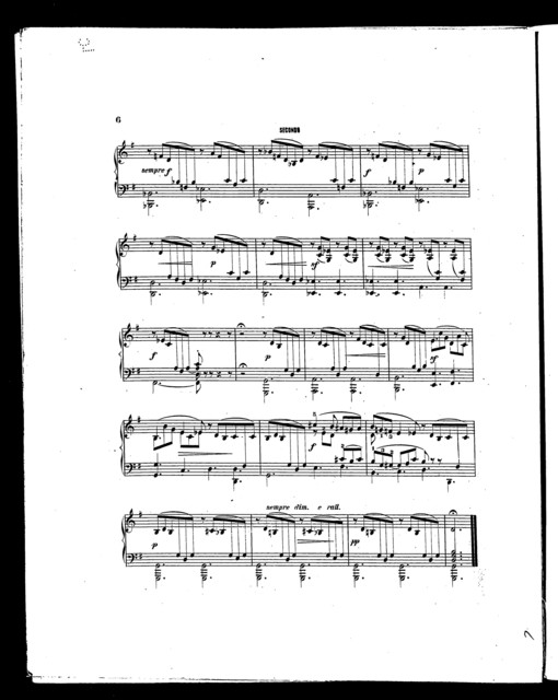 Song without words (Classical pianist)
