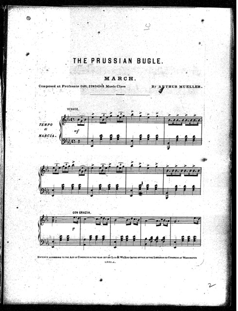 The  Prussian Bugle