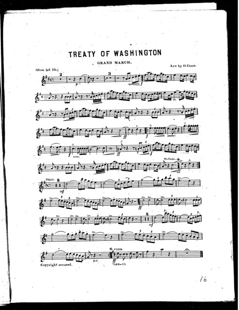 Treaty of Washington