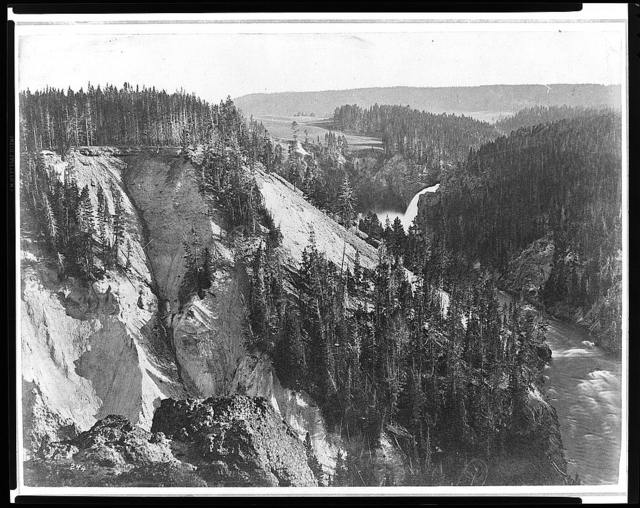 [Upper Falls of the Yellowstone River]