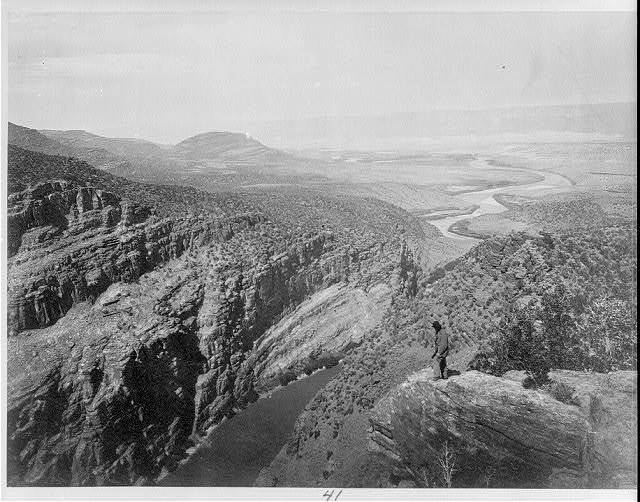 Brown's Park, Colorado / T. H. O'Sullivan, phot.