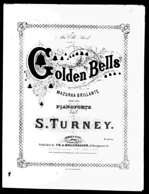 Golden bells, mazurka brillante