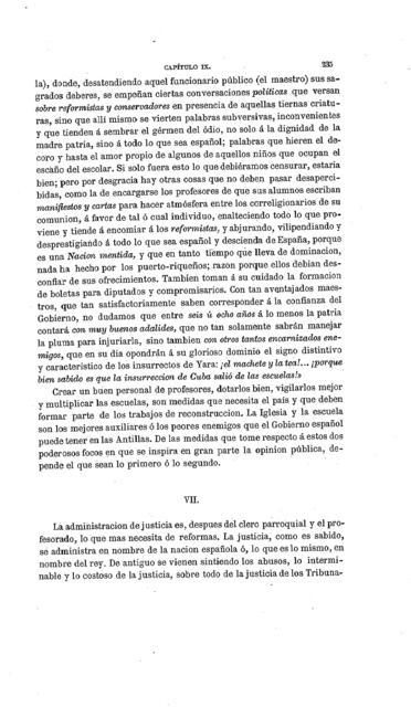 Historia de la insurrección de Lares, precedida de una reseña de los trabajos separatistas que se vienen haciendo en la isla de Puerto-Rico desde la emancipación de las demás posesiones hispano-ultramarinas, y seguida de todos los documentos á ella referentes;