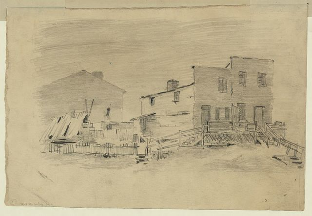 [Houses and outbuildings]