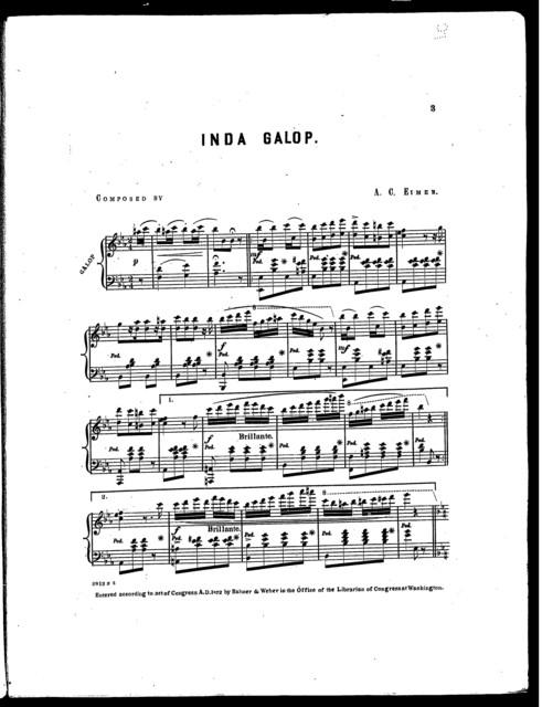 Inda galop