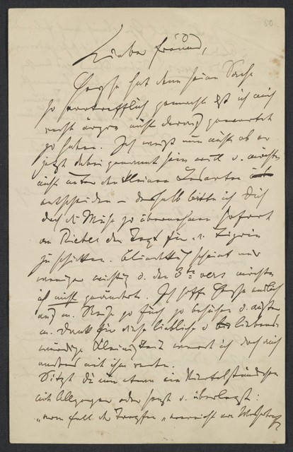 [Letter, undated to Levi]