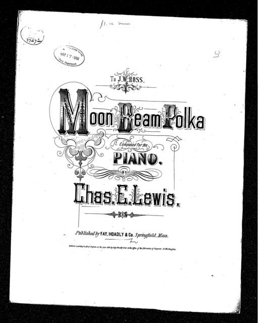 Moon beam polka