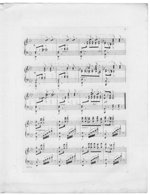 Mountain echoes mazurka elegante, op. 57