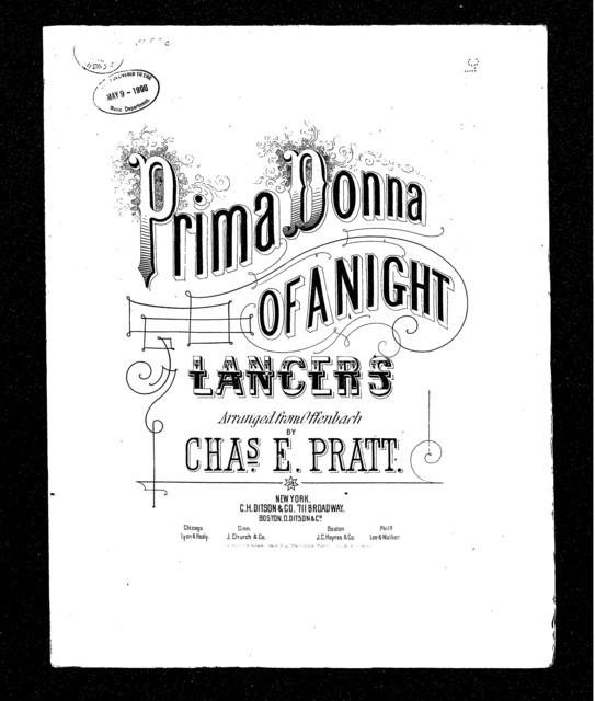 Prima donna of a night