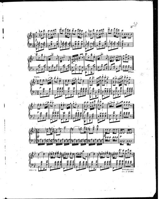 The  Coronet polka