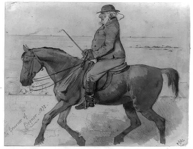 The Governor of Bognor. 1872