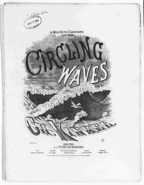 Circling waves