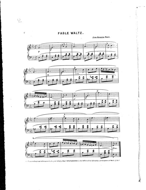 Fable waltz