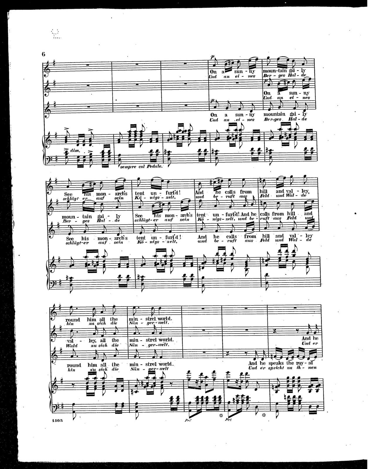 May bells - Maienglc̲klein