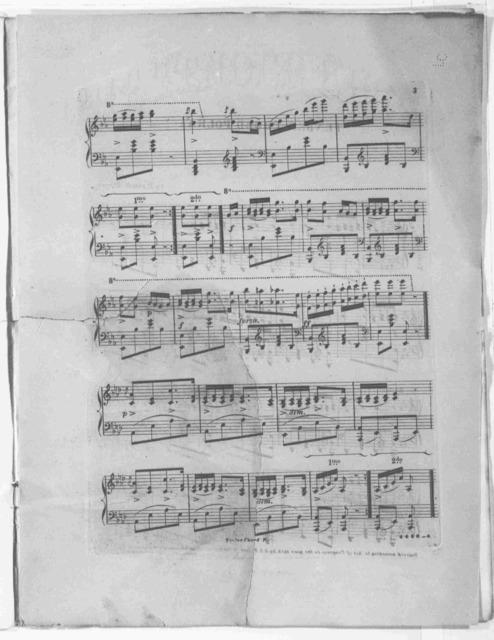 Tender chord polka