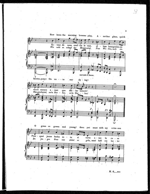Trooper's song