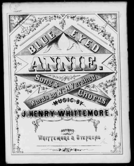 Blue-eyed Annie