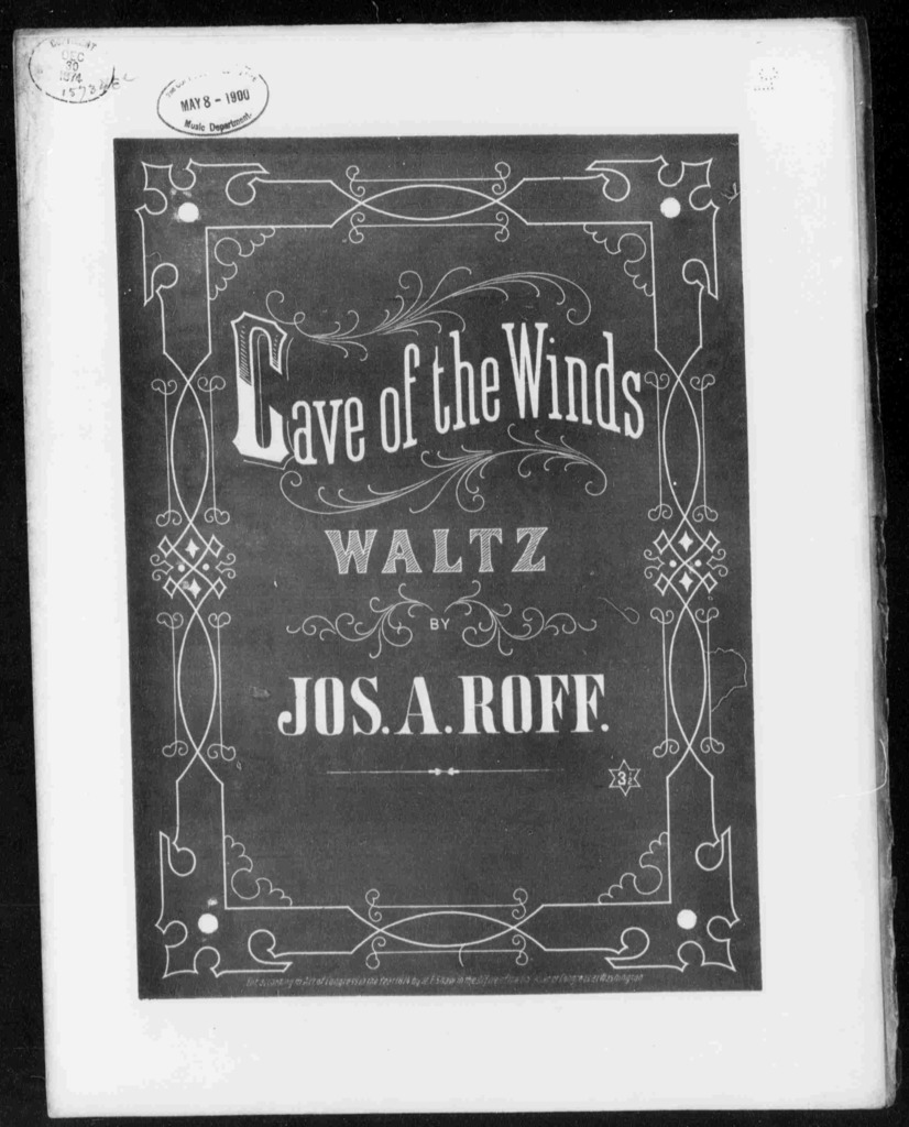 Cave of the winds waltz