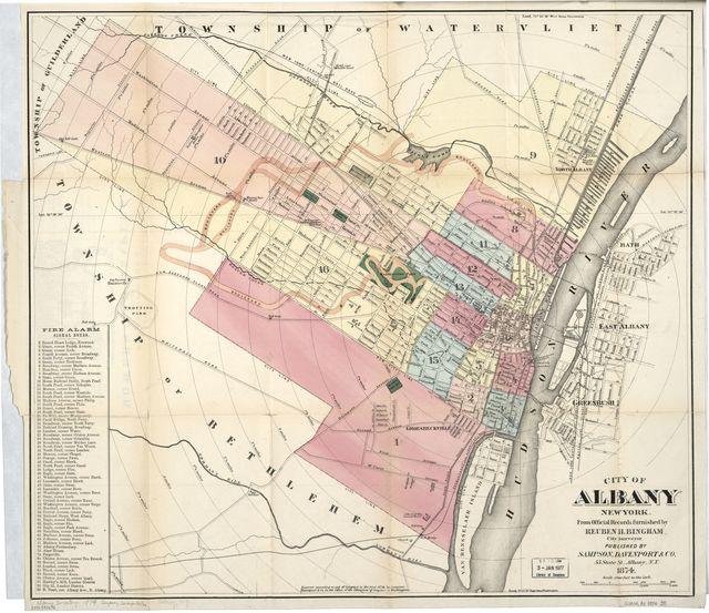 City of Albany, New York /