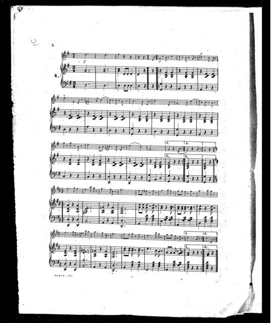 Manuscripte waltzes