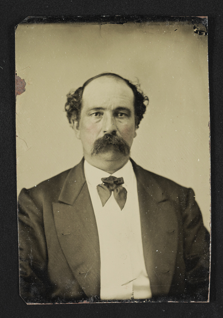 [Portrait of Alexander K. Knox]