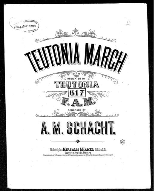 Teutonia March