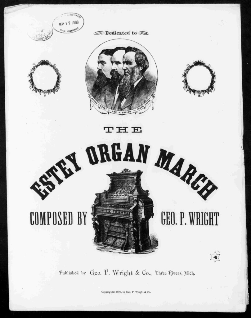 Estey organ march