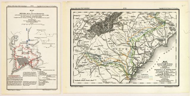 History of the Army of the Cumberland : its organization, campaigns, and battles, written at the request of Major-General George H. Thomas chiefly from his private military journal and official and other documents furnished by him /
