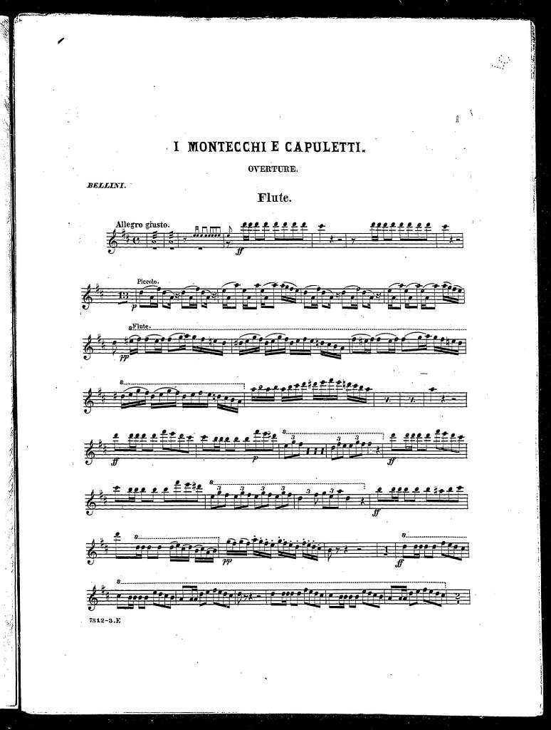 I Montecchi e Capuletti ouverture